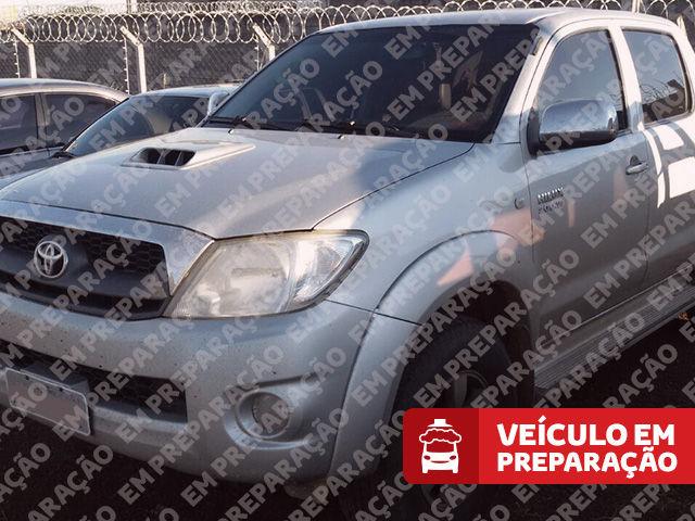 Hilux Cabine Dupla SRV A/T Top 3.0L 4x4 Diesel