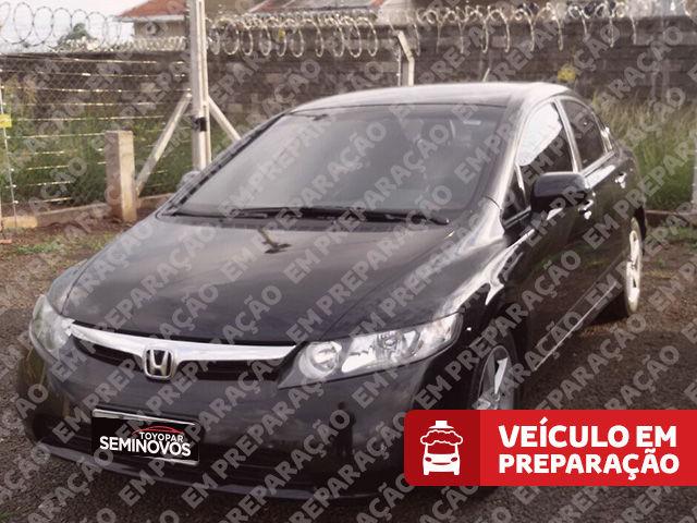 Civic New  LXS 1.8 (aut)