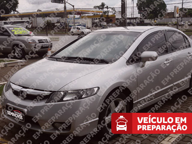 Civic 1.8 LXL 16V