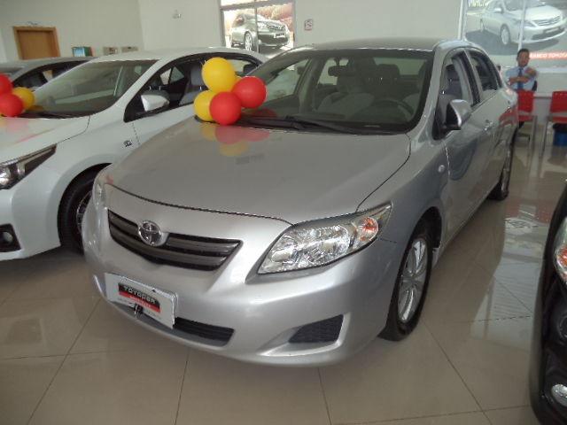 Corolla Sedan XLi 1.8 16V (flex) (aut)