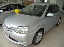 Toyota Etios Hatch XLS 1.5L Flex 2013}