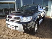 Toyota Hilux SRV 4X4 CD 3.0 T Intercooler 16V 2011}