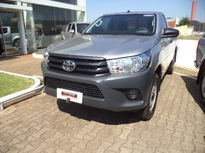 Toyota Hilux Cabine Simples 2.8L Turbo 2016}