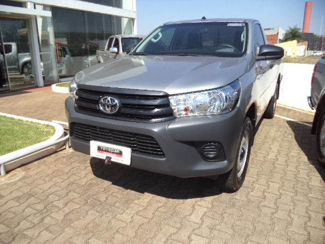 Hilux Cabine Simples 2.8L Turbo