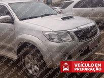 Toyota Hilux Cabine Dupla SRV A/T 4x4 Diesel 2011}
