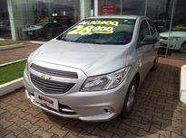 Chevrolet Onix 1.0 LS SPE/4 2014}