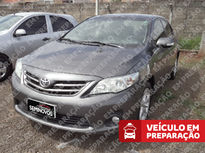 Toyota Corolla Sedan XEi 1.8 16V (flex) (aut) 2010}