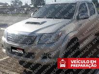 Toyota Hilux Cabine Dupla SRV A/T 4x4 Diesel 2015}