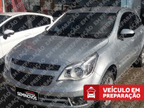 Chevrolet Agile LTZ 1.4 (Flex) 2012}