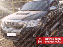 Toyota Hilux Cabine Dupla SR A/T 4x4 Diesel 2014}