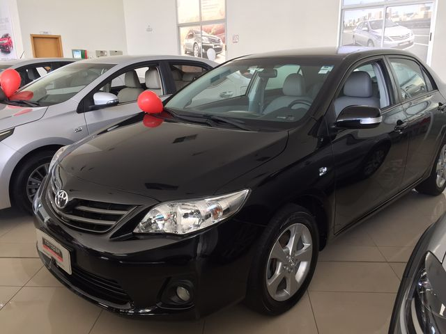 Corolla Sedan XEi 2.0 16V (flex) (aut)
