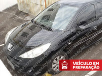 Peugeot 207 207 Passion XR 1.4 8V (flex) 2013}
