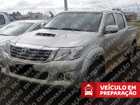 Toyota Hilux Cabine Dupla SRV A/T Top 3.0L 4x4 Diesel 2013}