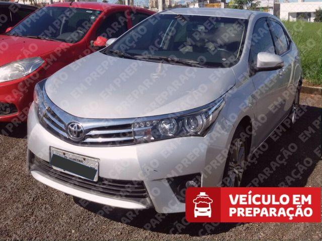Corolla Sedan 2.0 Dual VVT-I Altis (flex)(aut)