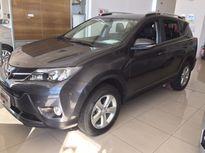 Toyota RAV4 2.0L 4x4 CVT 2013}