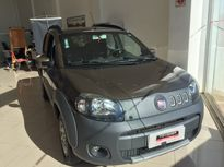 Fiat Uno Way 1.0 Flex 2012}