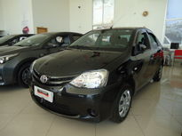 Toyota Etios Sedan XS 1.5L (Flex) 2014}