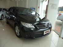 Toyota Corolla 1.8 GLi Automático Tecido Flex 2014}