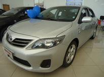 Toyota Corolla 1.8 GLi Manual Flex 2013}