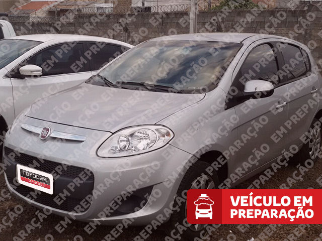 Palio Attractive 1.0 8V (Flex)