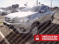 Toyota Hilux Cabine Dupla Flex SRV 2.7L 4x2 (Aut) 2017}