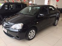 Toyota Etios Sedan XS 1.5 (Flex) 2014}