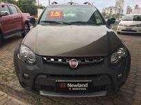 Fiat Strada Adventure Dualogic 1.8 16V 2p (Flex) (Cab Dupla) 2015}