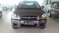 Hyundai Tucson GLS 2.0 16V (Flex) (aut) 2016}