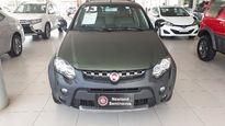 Fiat Strada Adventure Dualogic 1.8 16V (Flex) (Cab Dupla) 2013}