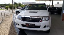 Toyota Hilux Cabine Dupla Diesel SR 3.0 4x4 (Aut) 2015}
