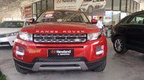 Land Rover Evoque 2.0 Si4 4WD Pure 2015}