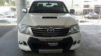 Toyota Hilux Cabine Dupla SRV A/T Top 3.0L 4x4 Diesel 2015}