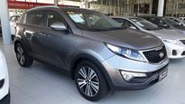 Kia Motors Sportage EX 2.0 4X2 (Aut)  (Flex) P588 2015}
