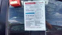 Toyota Etios Cross 1.5L (Flex) (Aut) 2017}
