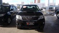 Toyota Hilux Cabine Dupla SRV A/T Top 3.0L 4x4 Diesel 2014}