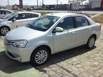 Toyota Etios Sedan XLS 1.5 (Flex) 2015}