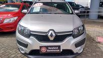 Renault Sandero 1.6 STEPWAY 16V FLEX 4P AUTOMÁTICO 2017}