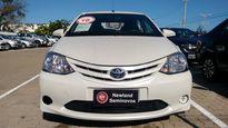 Toyota Etios Sedan X 1.5L (Flex) 2016}