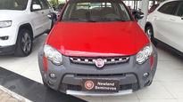 Fiat Strada Adventure Dualogic 1.8 16V (Flex) (Cab Dupla) 2015}