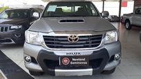 Toyota Hilux Cabine Dupla SR M/T 3.0L 4x4 Diesel 2015}