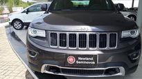 Jeep Grand Cherokee 3.0 LIMITED 4X4 V6 24V TURBO DIESEL 4P AUTOMÁTICO 2015}