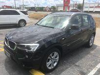 BMW X3 2.0 20I X LINE 4X4 16V GASOLINA (AUT) 2016}