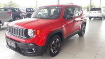 Jeep Renegade 1.8 Sport (Auto) 2016}