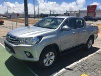 Toyota Hilux 2.7 SRV 4X4 CD 16V FLEX 4P AUTOMÁTICO 2017}
