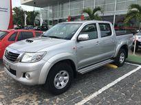 Toyota Hilux Cabine Dupla SR A/T 3.0 4x4 2012}