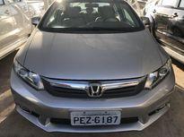 Honda Civic New  LXS 1.8 (flex) 2013}