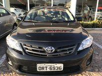 Toyota Corolla 1.8 GLi Automático Couro Flex 2014}