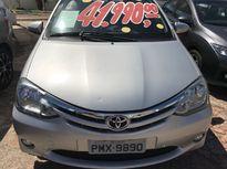 Toyota Etios Sedan XLS 1.5L (Flex) 2015}