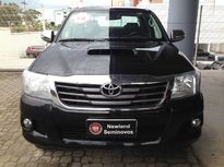 Toyota Hilux 3.0 SRV TOP 4X4 CD 16V TURBO INTERCOOLER DIESEL 4P AUTOMÁTICO 2014}