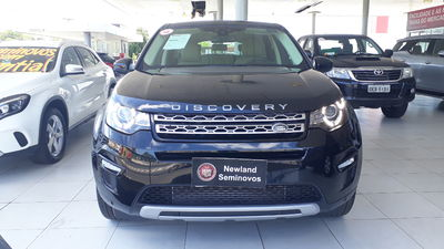 Land Rover Discovery Sport HSE 2.2 SD4 2016}